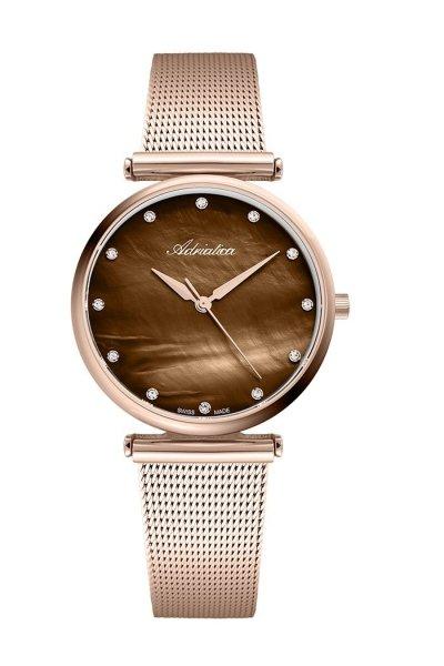 zegarek Adriatica A3712.914UQZ • ONE ZERO • Modne zegarki i biżuteria • Autoryzowany sklep