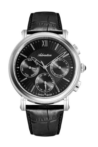 zegarek Adriatica A8272.5264QF • ONE ZERO • Modne zegarki i biżuteria • Autoryzowany sklep