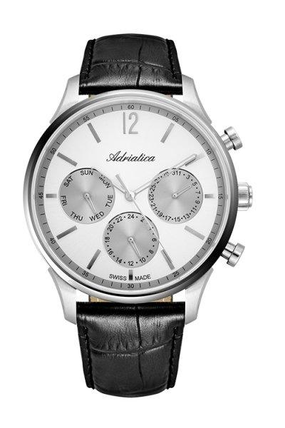 zegarek Adriatica A8271.5253QF • ONE ZERO • Modne zegarki i biżuteria • Autoryzowany sklep