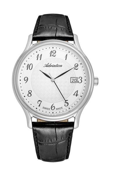 zegarek Adriatica A8000.5223Q  • ONE ZERO • Modne zegarki i biżuteria • Autoryzowany sklep