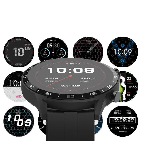 smartwatch Vector Smart VCTR-32-22BK • ONE ZERO • Modne zegarki i biżuteria • Autoryzowany sklep