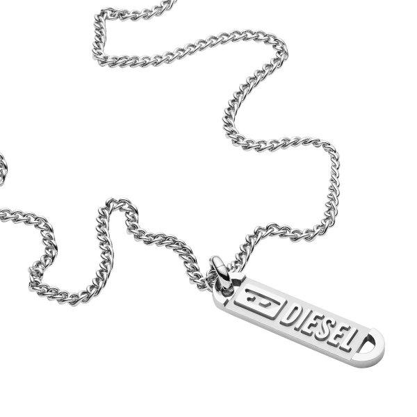 naszyjnik Diesel DX1228040 • ONE ZERO • Modne zegarki i biżuteria • Autoryzowany sklep