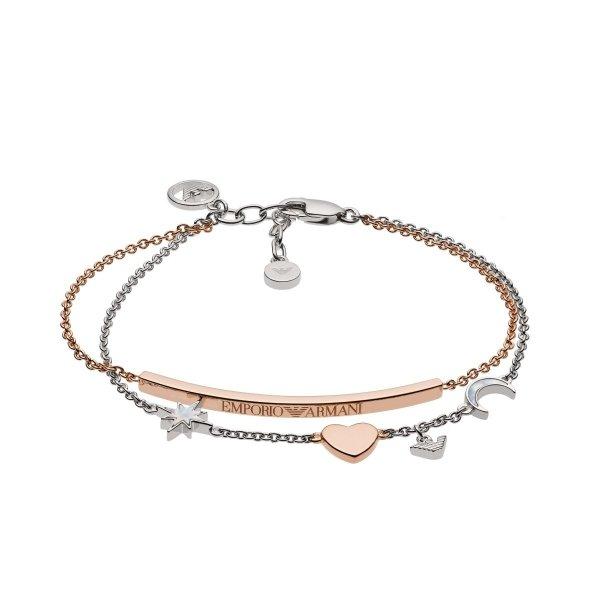 bransoletka Emporio Armani EG3417221A • ONE ZERO • Autoryzowany sklep