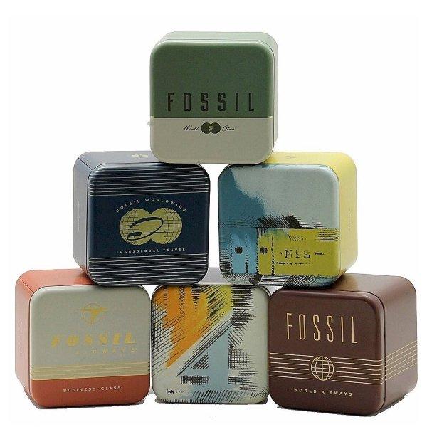 puszka do zegarka Fossil • ONE ZERO | Time For Fashion