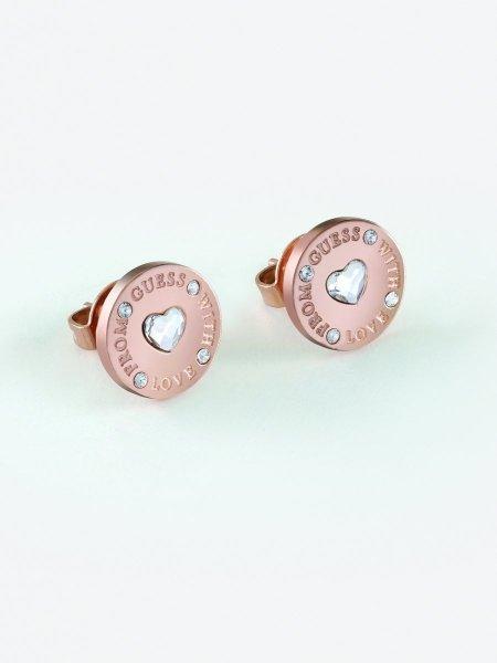 kolczyki Guess UBE70038 • ONE ZERO • Modne zegarki i biżuteria • Autoryzowany sklep