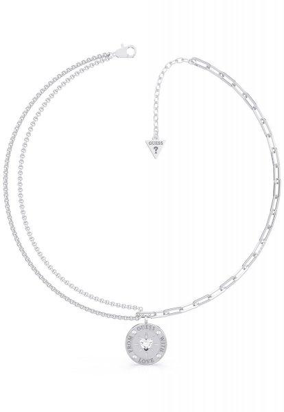 naszyjnik Guess UBN70000 • ONE ZERO • Modne zegarki i biżuteria • Autoryzowany sklep