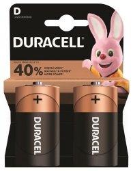 DURACELL Basic D/LR20 K2 M  Alkaliczne