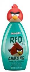 Angry Birds Red żel pod prysznic & szampon 2w1 300 ml