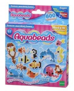 Aquabeads Zestaw morskiej fauny