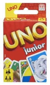 GA Uno Junior display