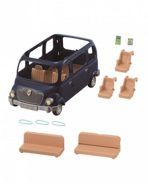 Sylvanian Families Rodzinny siedmioosobowy minivan
