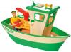 łódka strażak sam