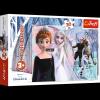 Puzzle Magiczna Kraina Lodu Frozen 2 Kraina Lodu 2 30 el. Trefl 18275