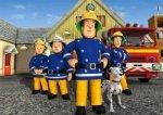 Jak wygląda strażak Sam?