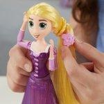 Lalka Roszpunka Disney jako wierne odwzorowanie popularnej bajki