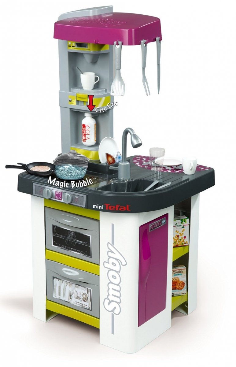 Kuchnia Smoby Mini Tefal Studio Bubble Zabawki Agd