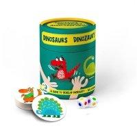 Gra na Spostrzegawczość Dinozaury Dodo 300207