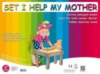 Pomagam Mamie Zestaw Kukuryku Adamigo 60482
