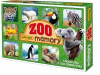 Gra ZOO Zwierzęta Memory Adamigo 00726