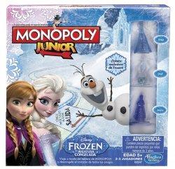 Gra Monopoly Junior Frozen Hasbro B2247
