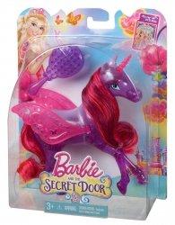 Skrzydlaty Konik Barbie Baśniowe Zwierzaki Pegaz Barbie i Tajemnicze Drzwi Mattel BLP36