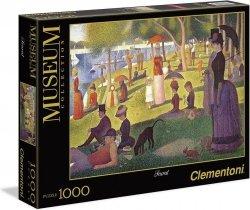 Puzzle Niedzielne Popołudnie na Wyspie Grande Jatte 1000 el. Clementoni 39613