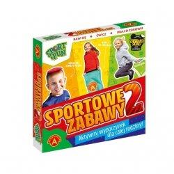 Gra Sport&Fun Sportowe Zabawy 2 Alexander 2403