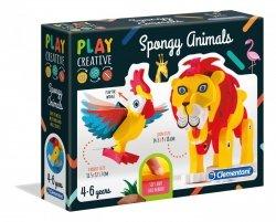 Miękkie Zwierzątka Play Creative Clementoni 15284
