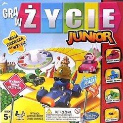 Gra w życie Junior Hasbro B0654