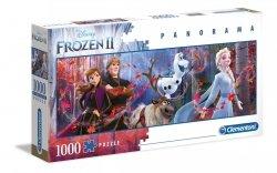Puzzle Panoramiczne Kraina Lodu 2 Frozen 2 1000 el. Clementoni 39544