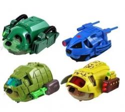 Zhu Zhu Pets Kung Zhu Zbroja Siły Specjalne TM Toys 88101