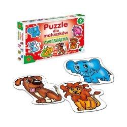 Puzzle dla Maluszków Zwierzątka 27 el. Alexander 0535
