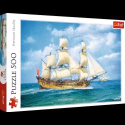 Puzzle Morska Podróż 500 el. Trefl 37399