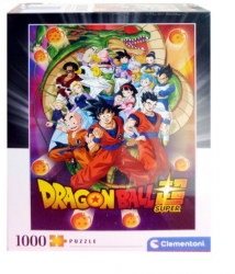 Puzzle Dragon Ball 1000 el. Clementoni 39600