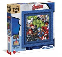 Puzzle z Ramką Avengers 60 el. Clementoni 38801