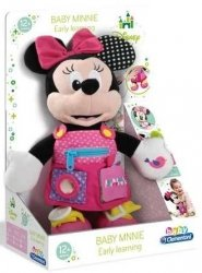 Interaktywna pluszowa Baby Minnie Clementoni 17225
