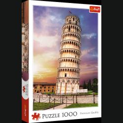 Puzzle Wieża w Pizie 1000 el. Trefl 10441