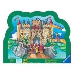 Puzzle Ramkowe Zamek 25 el. Ravensburger 064649