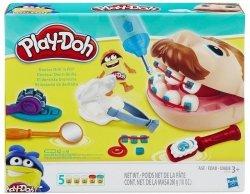 Play-Doh Dentysta Ciastolina Zabawka Plastyczna Hasbro B5520