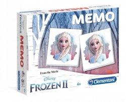 Gra Memo Frozen 2 Kraina Lodu Clementoni 18051