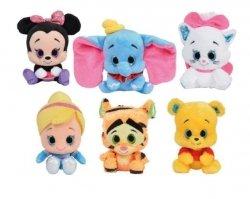 Maskotki pluszowe Glitsies Disney Asortyment 15 cm mix TM Toys 16239