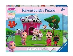 Puzzle Podłogowe Cry Babies Magic Tears 24 el. Ravensburger 030507