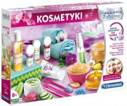 Zestaw Kosmetyki Naukowa Zabawa Clementoni 60469