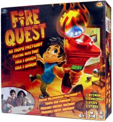 Gra elektroniczna Fire Quest Na tropie przygody Epee 02848