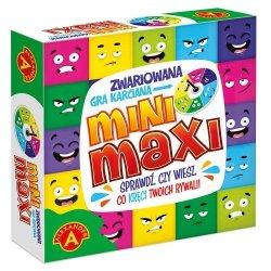 Gra karciana Mini Maxi Alexander 2277