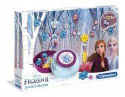 Zabawka Frozen Kolekcja klejnotów Clementoni 18520