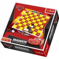 Gra planszowa Warcaby Cars 2 Trefl 00815