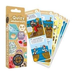 Xplore Team Quizy dla dzieci 8-9 lat CzuCzu 77323