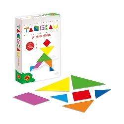Gra Edukacyjna Tangram Big Alexander 1346