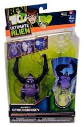 Ben 10 Figurka Spidermonkey Ultimate Alien Bandai 37633